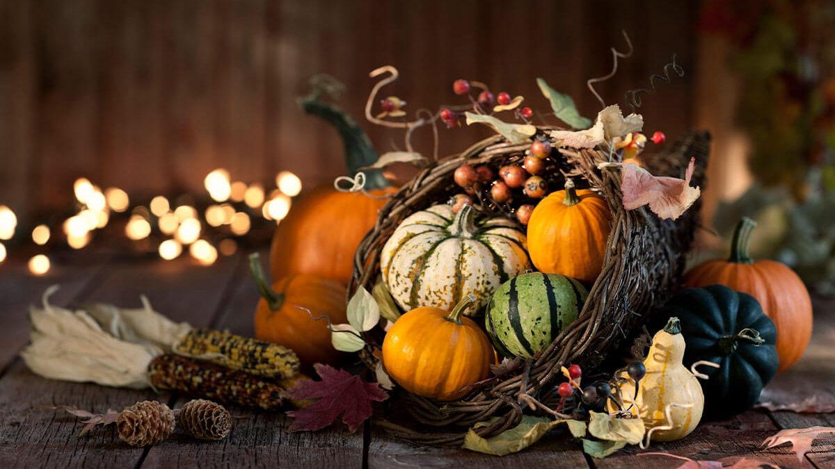 A Thanksgiving Psalm