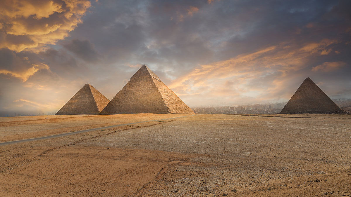 Finding Contentment in Egypt