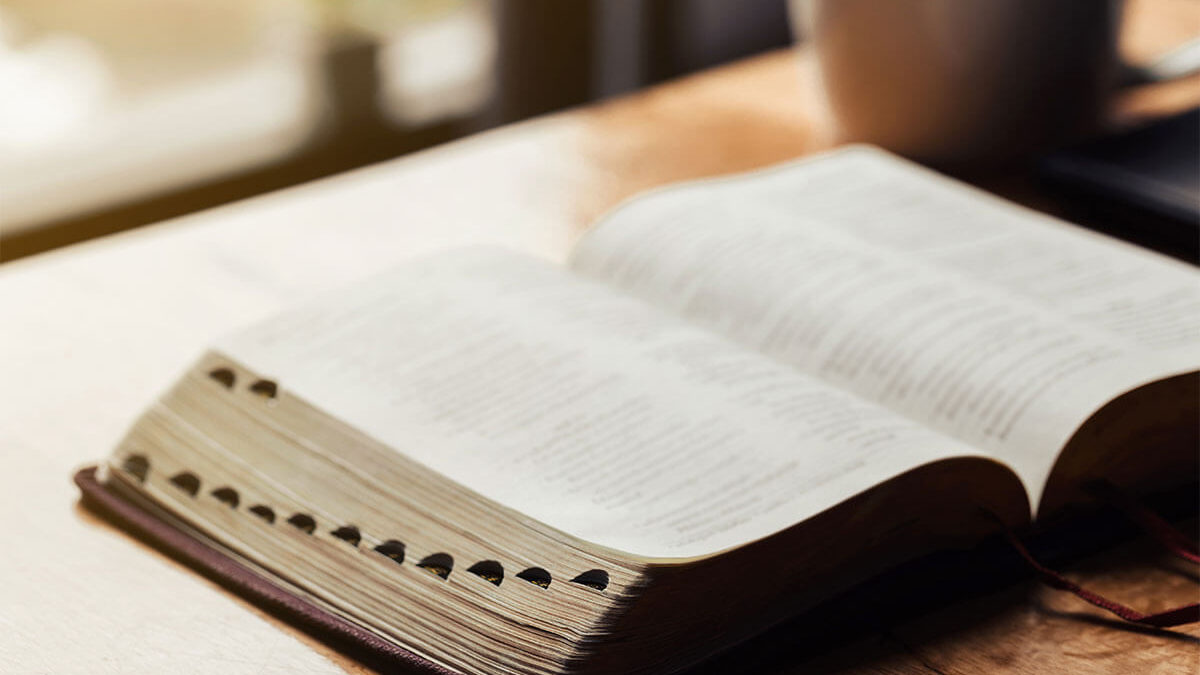 Are You Right With Your Bible?