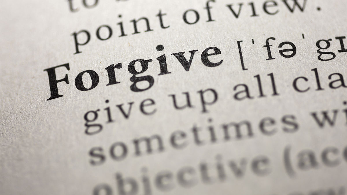 How to Be a Forgiving Christian