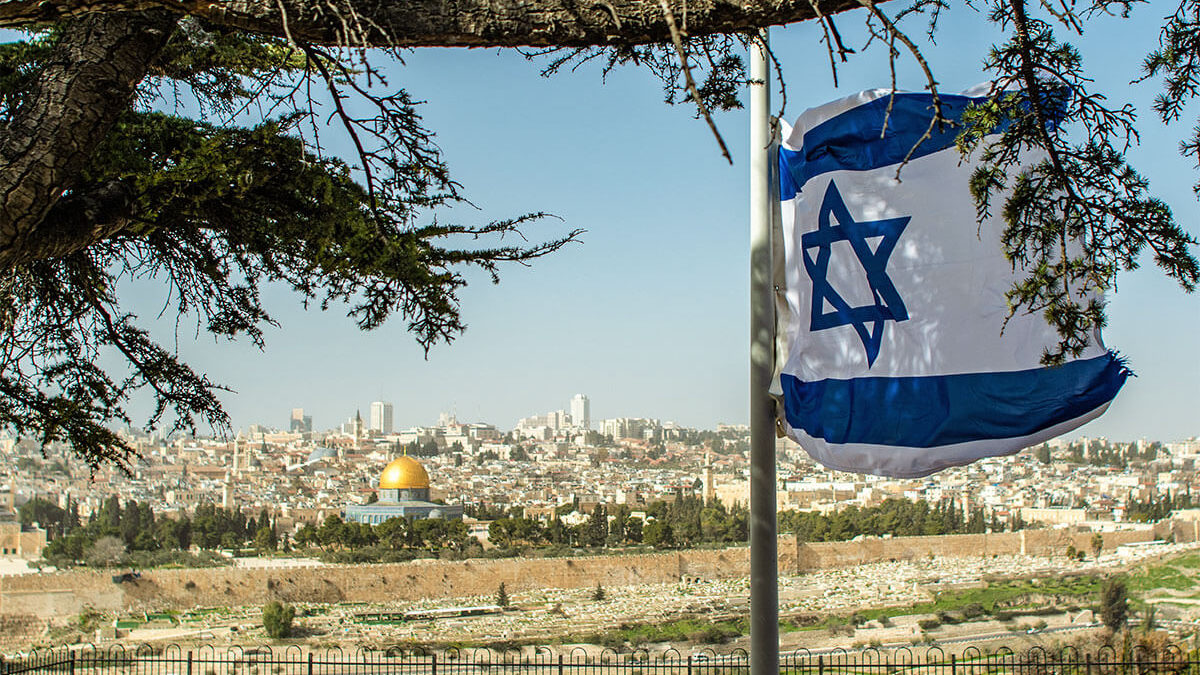 Jerusalem: The City of the Great King
