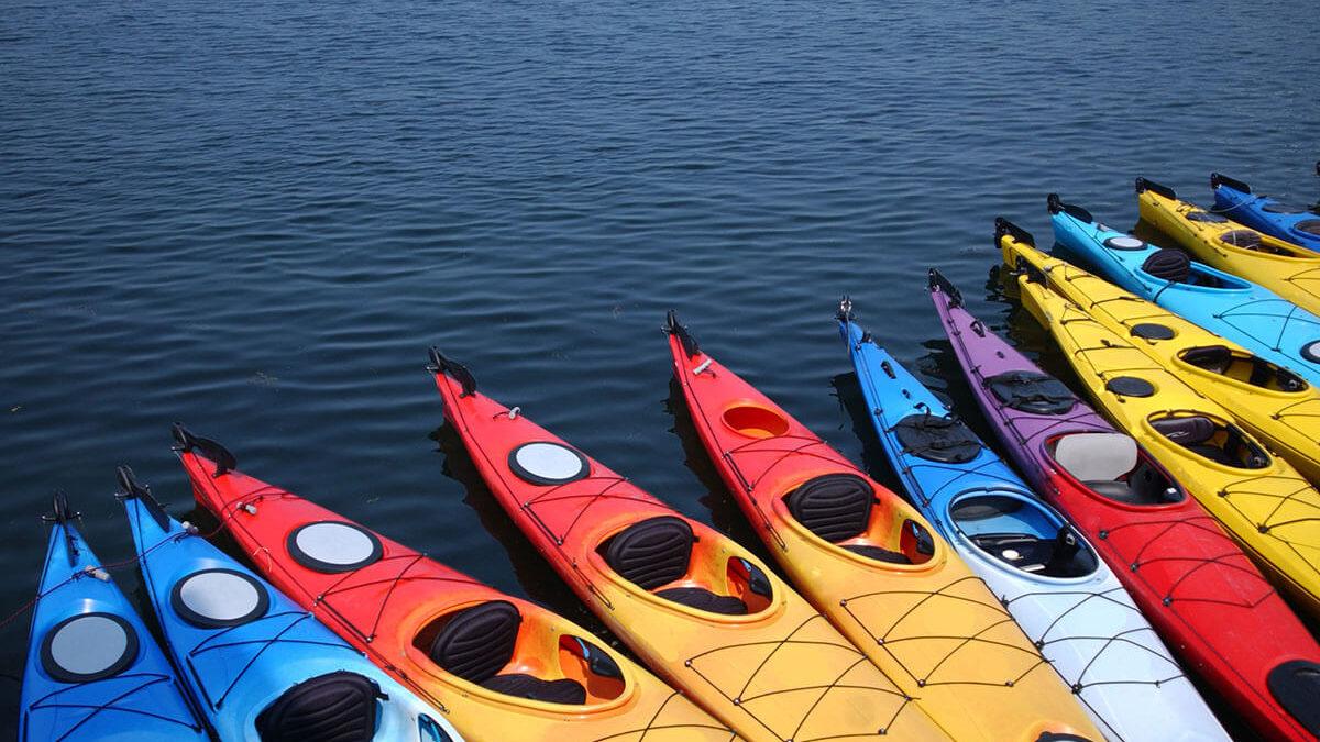 Treks and Kayaks