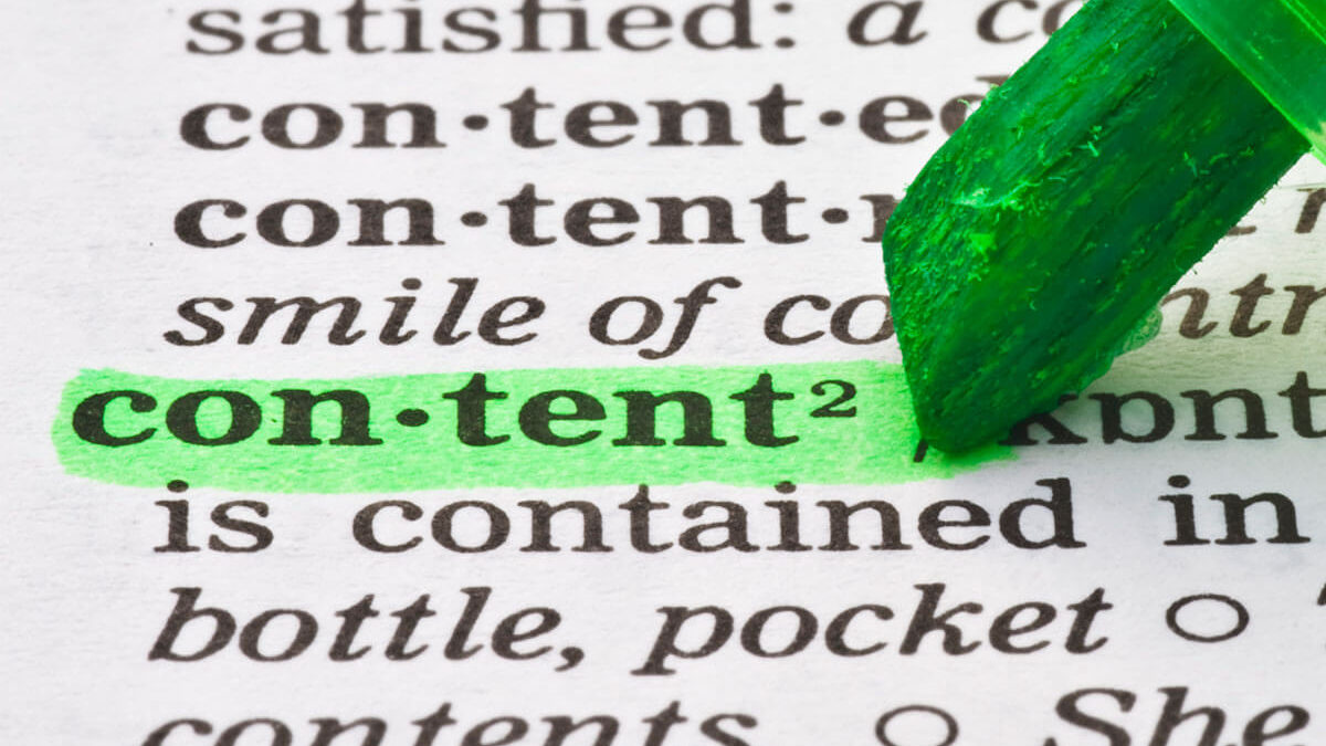 A Recipe for Contentment – Part 1