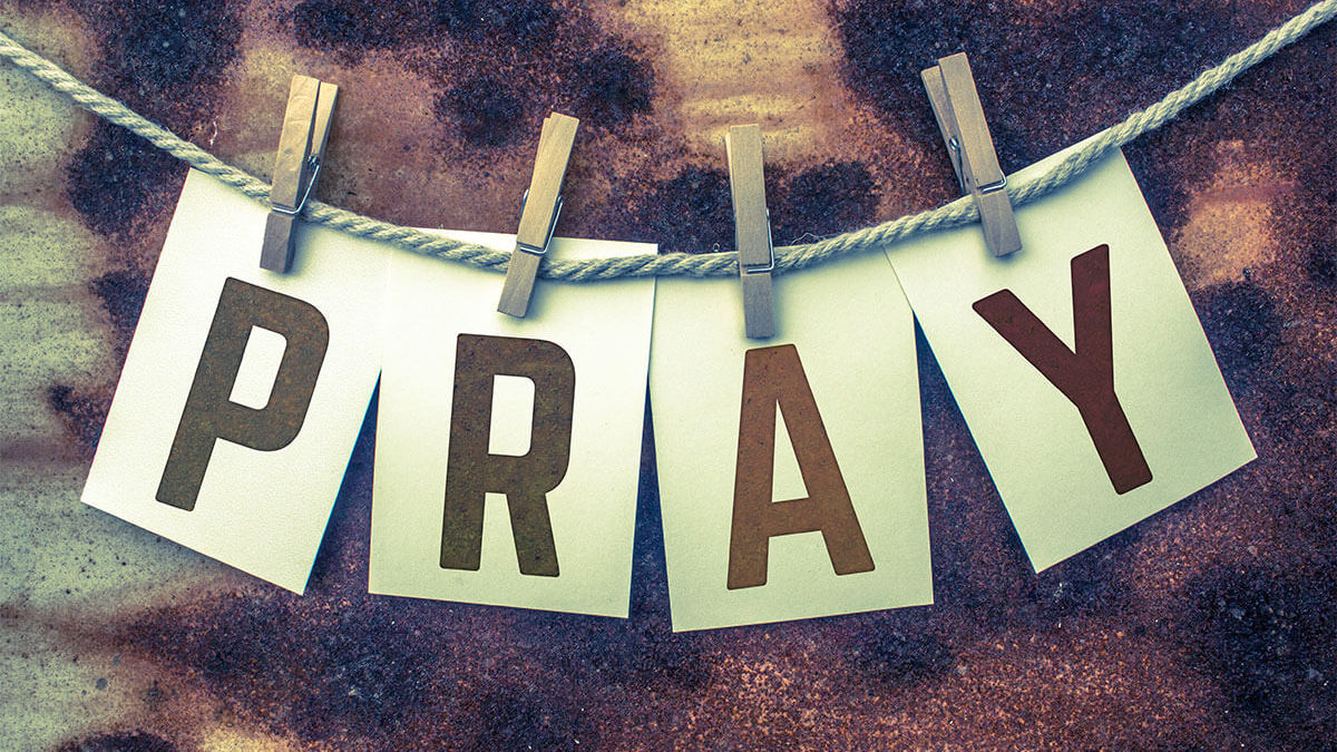 Three Attributes of an Availing Prayer-Life