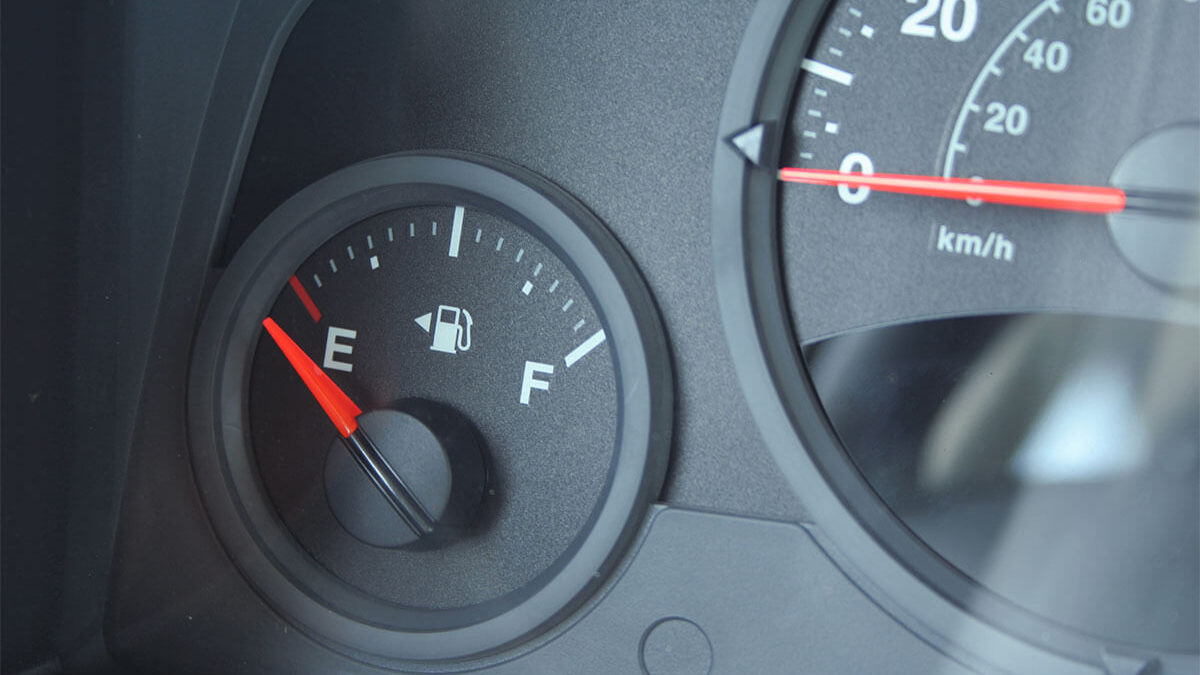 Are You Running on Empty?