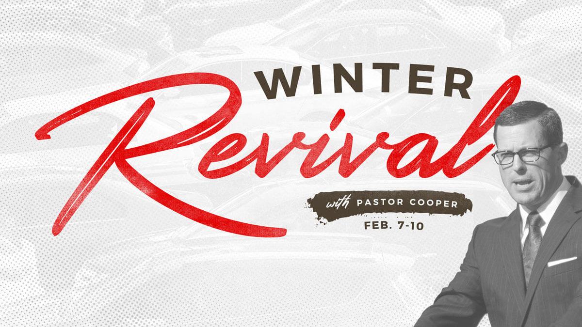 Watch NVBC's Winter Revival