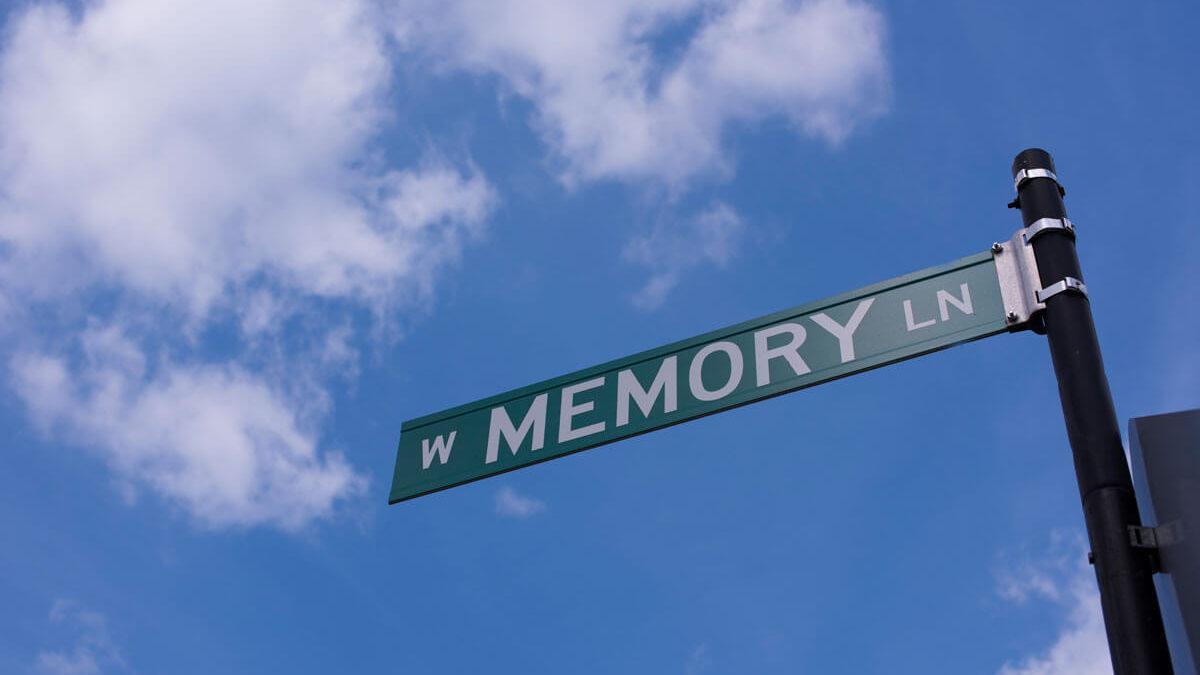 Stirring Stops Along Memory Lane