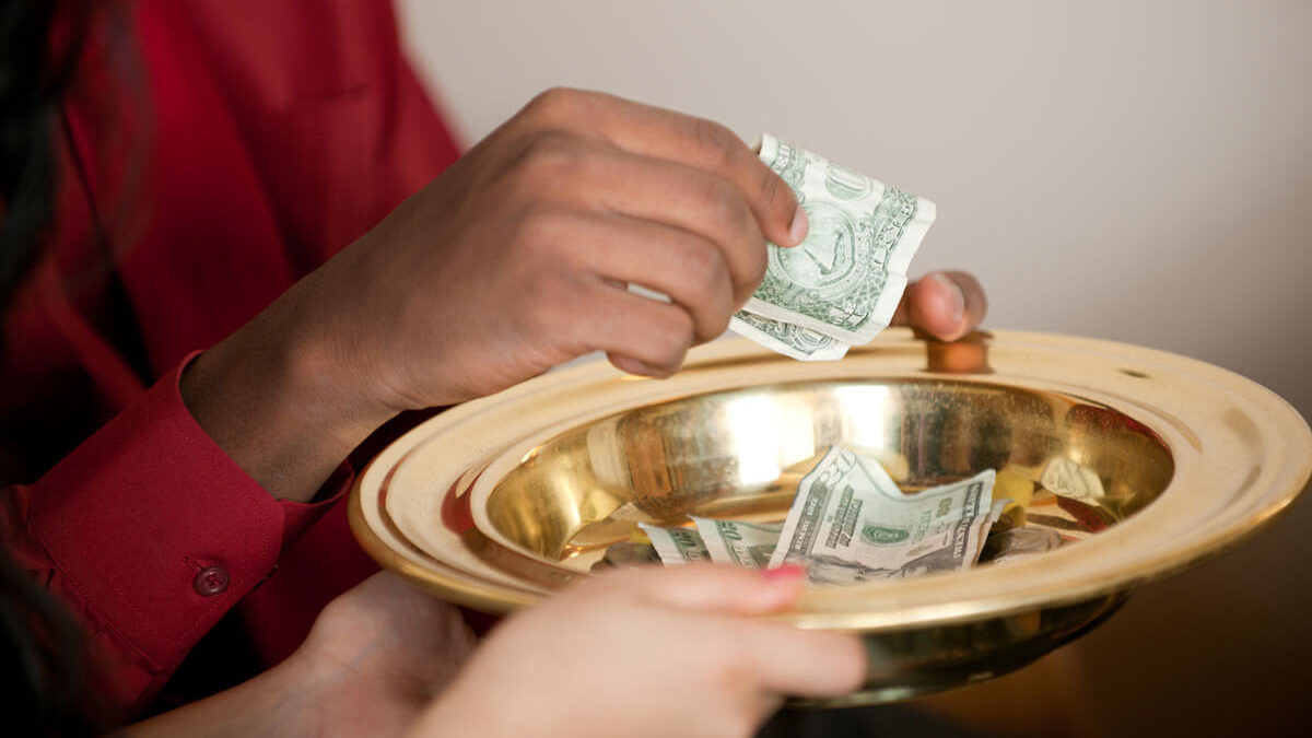 The Biblical Principle of Giving – Part 2