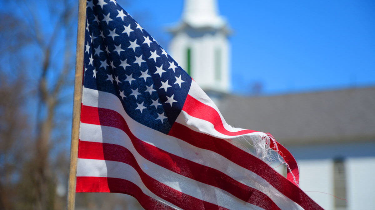 Will God Continue to Bless America?